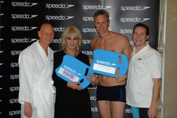 Image result for Chelsea and Westminster Swimming Club chairman