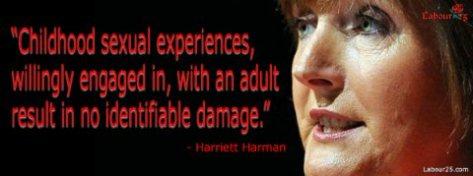 harriett-harman-childhood-sexual-experiences