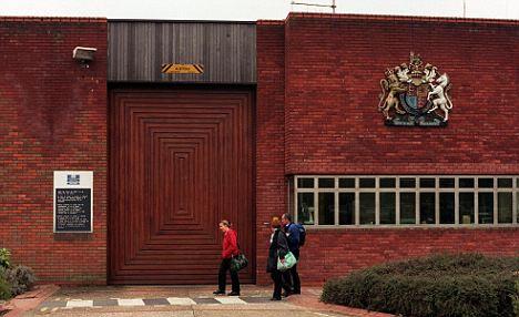 PRISONS Feltham/gv