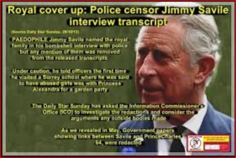 prince charles savile duncroft cover up poster