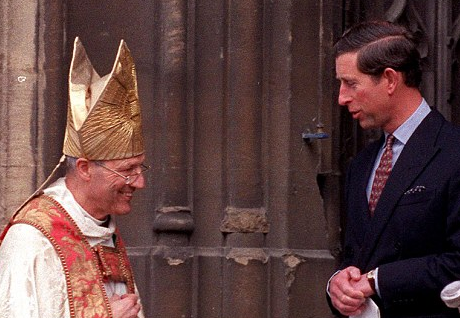 Jimmy Savile and Prince Charles' very close friendship with sex abuse bishop Peter Ball