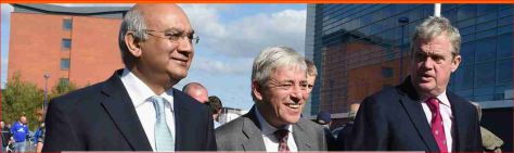 Keith Vaz, Charities, Friends etc (Updated)