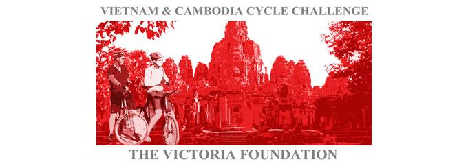 Vietnam to Cambodia Cycle Challenge 2012