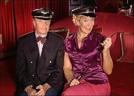 Image result for neil hamilton and christine hamilton ian dale