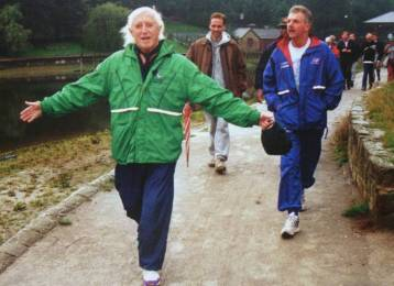 Image result for jimmy savile 1997